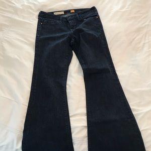 Pilco dark blue flare jeans